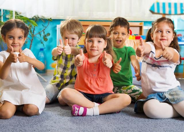 Ở đâu dạy trẻ mầm non kỹ năng