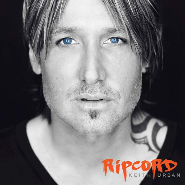 Keith Urban – Ripcord Cover