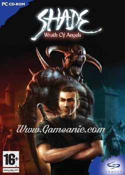 Shade Wrath Of Angels Game Cover