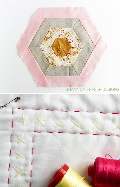 Quilted Pillows | Q1 2018 Finish-A-Long Quilt Projects | Shannon Fraser Designs | Modern Quilting | WIP | Quilt Patterns