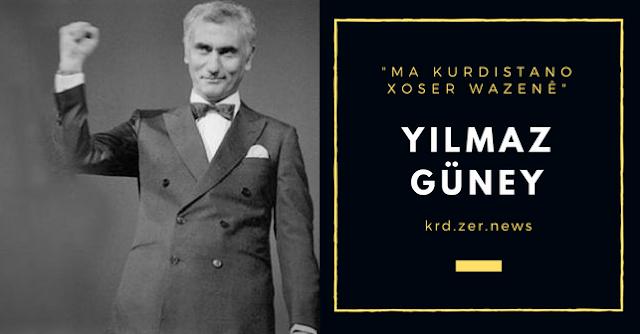 Yilmaz Gunet xoseri Zazaki Kurdistan