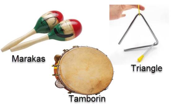 Berlatih Memainkan Alat Musik Ritmis Beserta Jawabannya Solidar