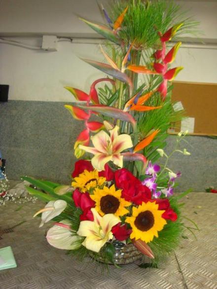 Arreglos Florales De Fomi