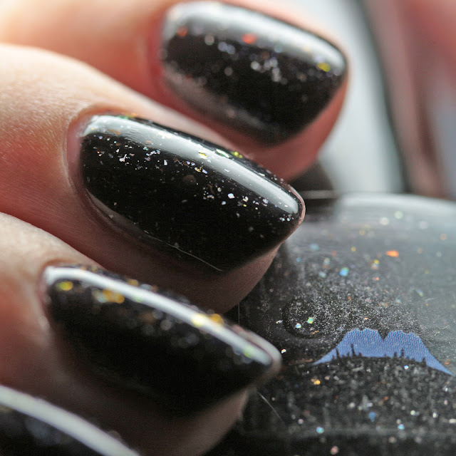 Smokey Mountain Lacquers Trick or Treating Under the Stars