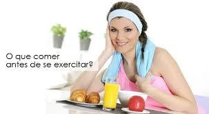 Exercícios físicos: Veja o que comer antes de malhar?
