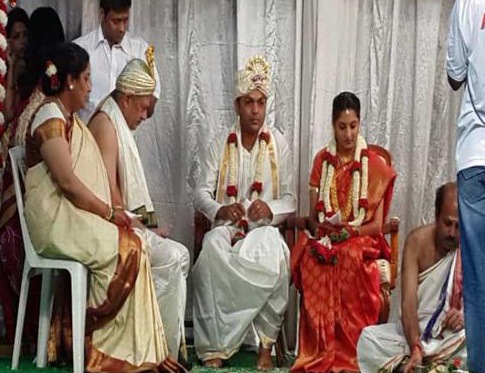 Anant Nag daughter marriage