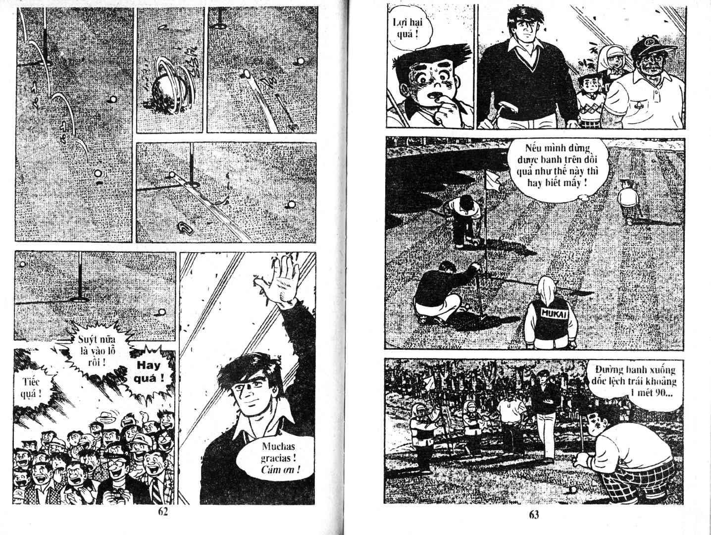Ashita Tenki ni Naare chapter 46 trang 31