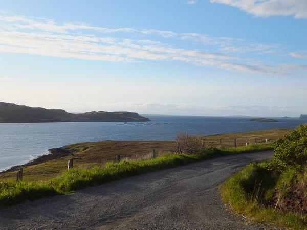 écosse scotland skye b&b cnoc aluin edinbane