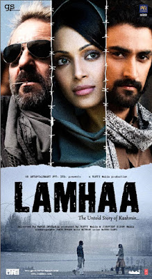 Lamhaa 2010 Hindi DVDRip 480p 300Mb