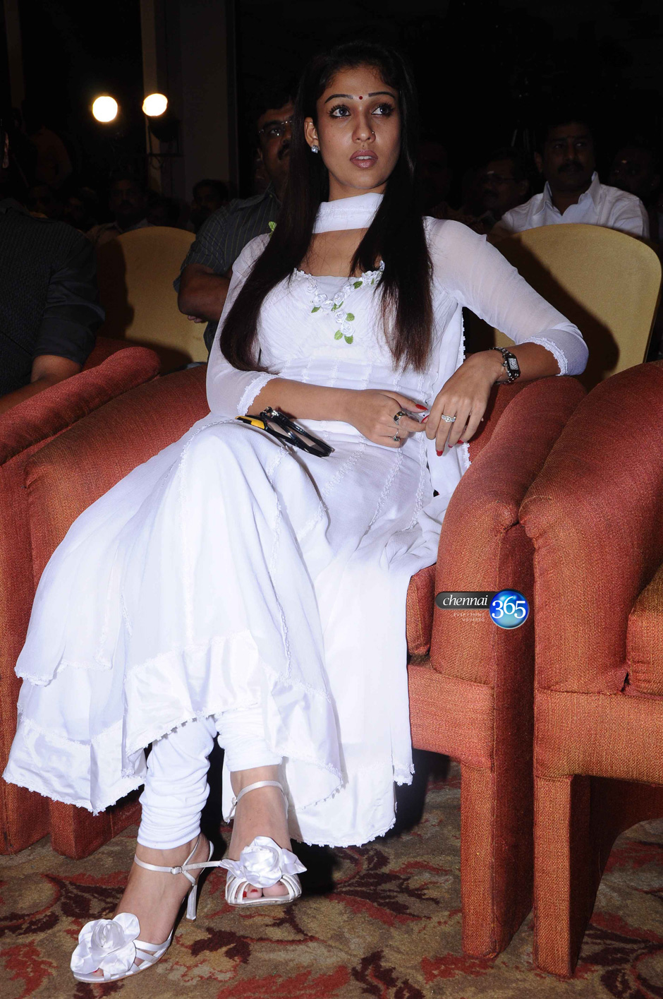 SouthIndian Actress Gallery: Nayanthara In a Funtion with ...