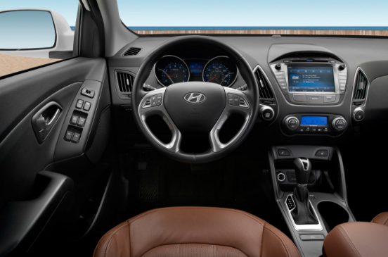 2014 Hyundai Tucson 2.4L FWD Review