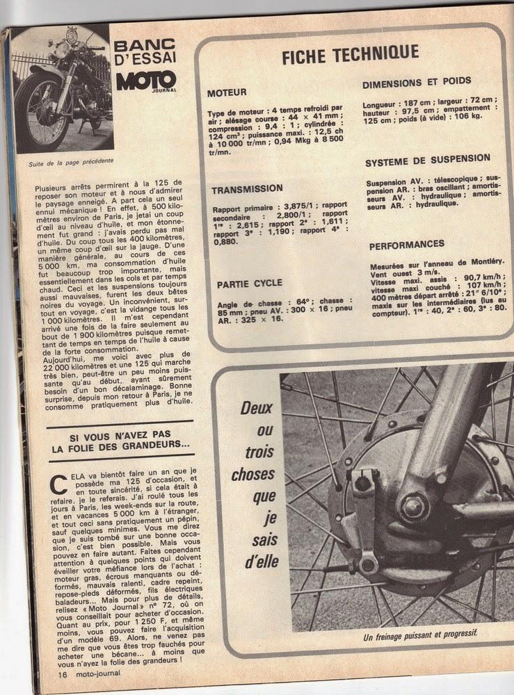 Restauration D Une Honda Cd 125 De 1968 Essai De La Cd Par