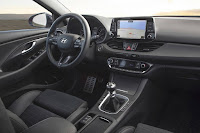 Hyundai i30 N Line (2018) Dashboard