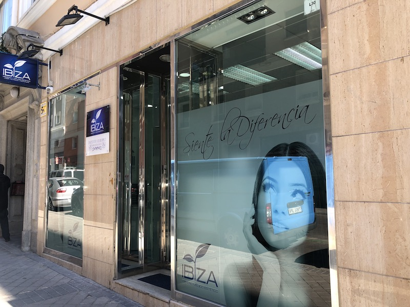 clínica ibiza Madrid