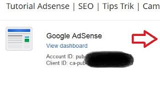 cara mudah menampilkan google adsense dari dashboard blogger blogspot