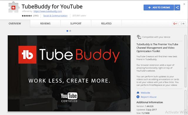 TubeBuddy-Add-to-Chrome
