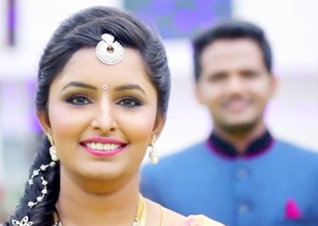 Balakumaran + Radhika | Royal Wedding Reception Highlights