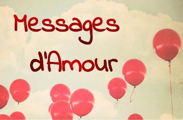 Messages et ballons d'amour ;)