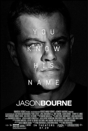 Jason Bourne 2016 WEB-DL 720p x264 950MB