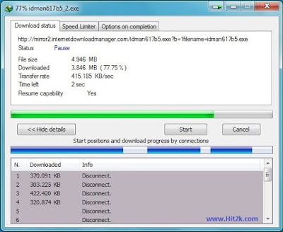 Internet download manager with full version