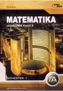 Kunci Jawaban Matematika SUKINO 1A