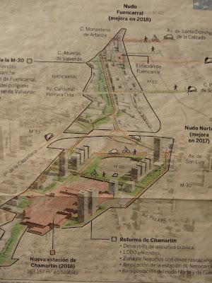 Proyecto Madrid Puerta Norte, Ayuntamiento de Madrid, Mayo 2016