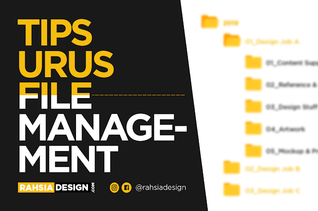 Tips Urus Folder & File | File Management