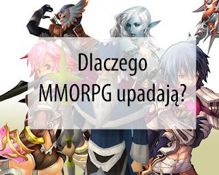 Dlaczego MMORPG upadają?