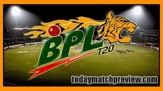 Today BPL 2019 5th Match Prediction Dhaka Dynamites vs Khulna Titans