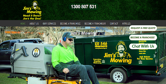 trusted lawn mowing and lawn care service provider