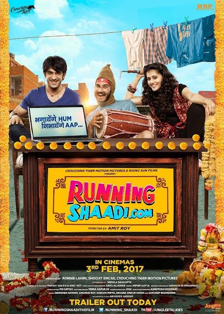 Running Shaadi.com, Running Shaadi.com Poster , Running Shaadi.com First Look, Running Shaadi.com Taapsee Pannu