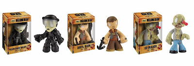 The Walking Dead - vinyl 7 inches (Funko)