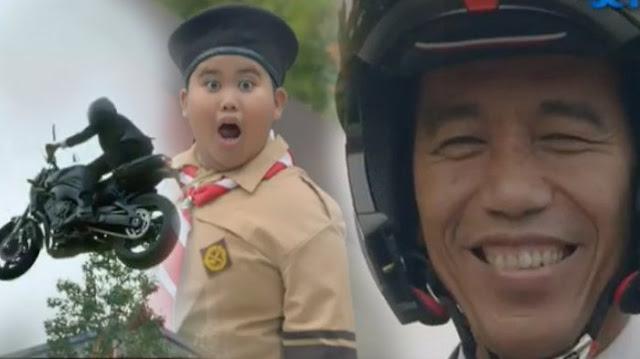 Jokowi Tanggapi Perdebatan Aksinya di Asian Games