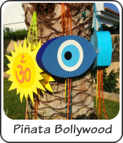 Piñata Bollywood