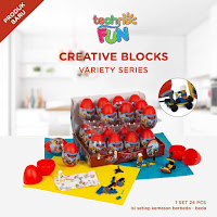 Dusdusan Creative Blocks Variety Series ANDHIMIND