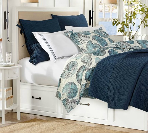 Seashell Bedding
