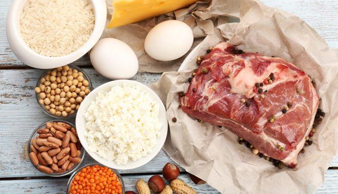 Awas, Kekurangan Protein Sebabkan Masalah Kesehatan ini