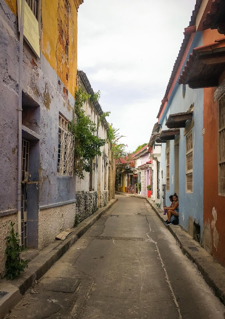 Getsemani; Cartagena, Columbia