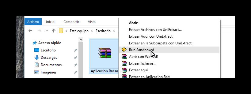 descargar sandboxie para windows 7 64 bits
