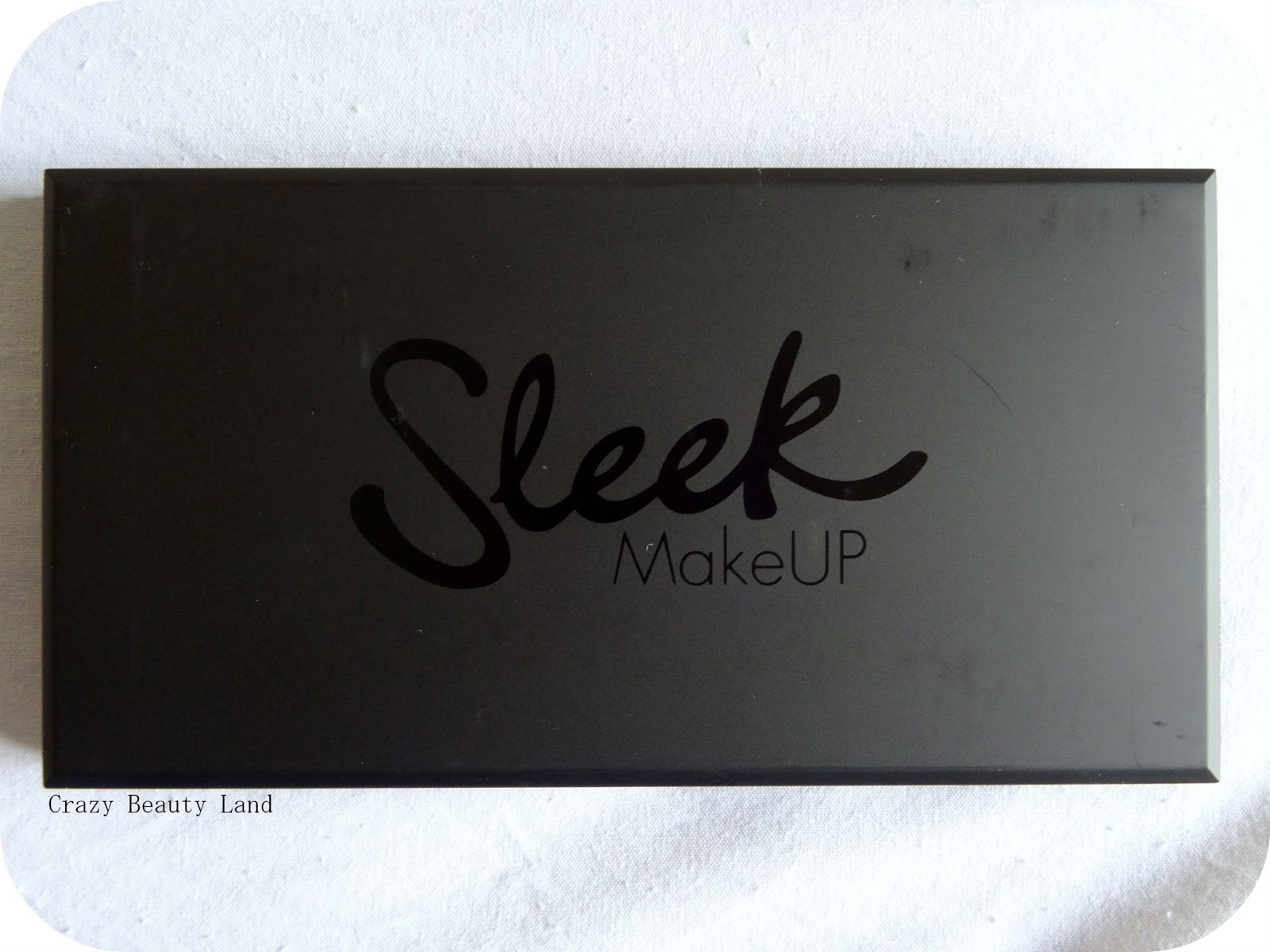Sleek Makeup iDivine Oh So Special Palette Review and Swatches