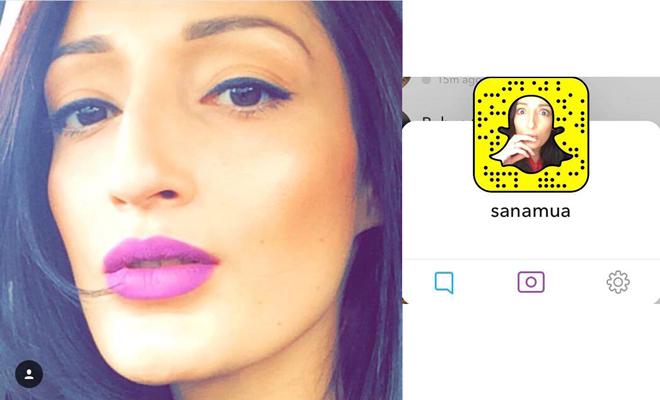 Snapchat naughty users