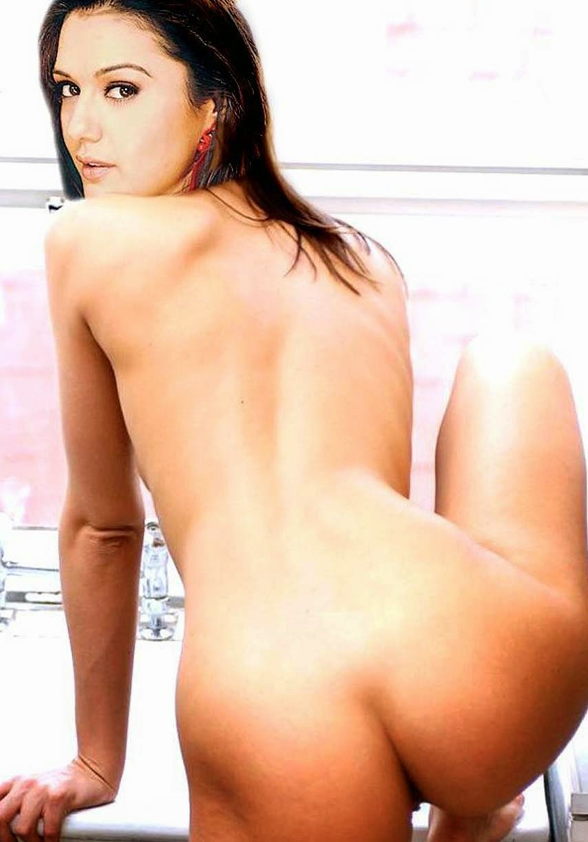 Share your Preety zinta nude pussy very much