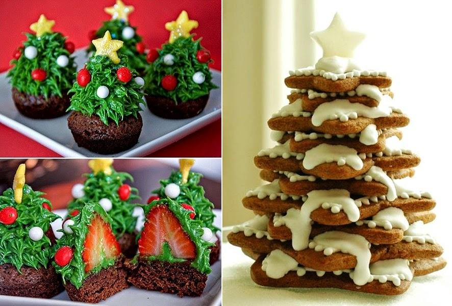 comidas fofas e criativas de natal