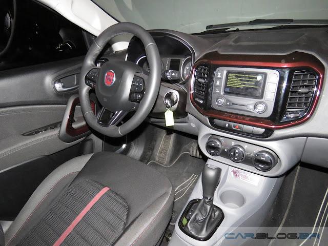 Fiat Toro 1.8 Flex Automática - Consumo