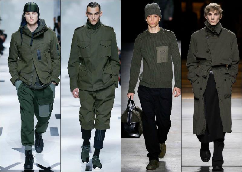 Dolce and Gabbana street fashion