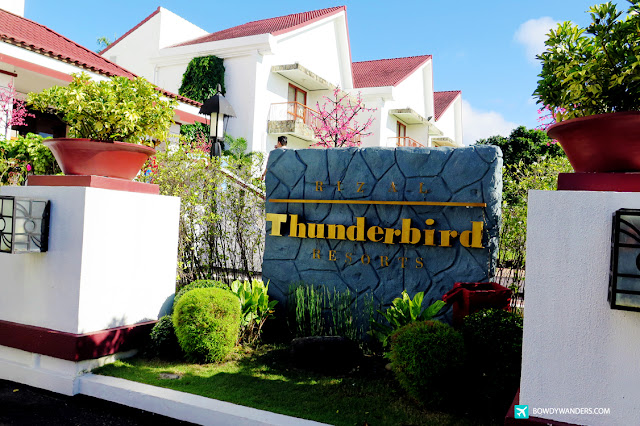 bowdywanders.com Singapore Travel Blog Philippines Photo :: Philippines :: Thunderbird Resort: Best Getaway With A Hilltop View of Manila