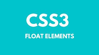 طرق توزيع العناصر بواسطة CSS3