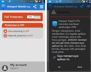 Cara Paling Mudah Membuka Situs Yang di Blokir Internet Positif di android