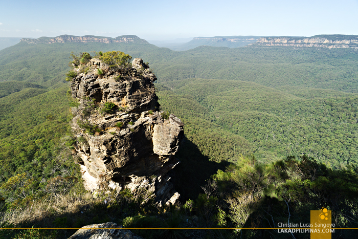 Blue Mountains Mout Solitary Australia