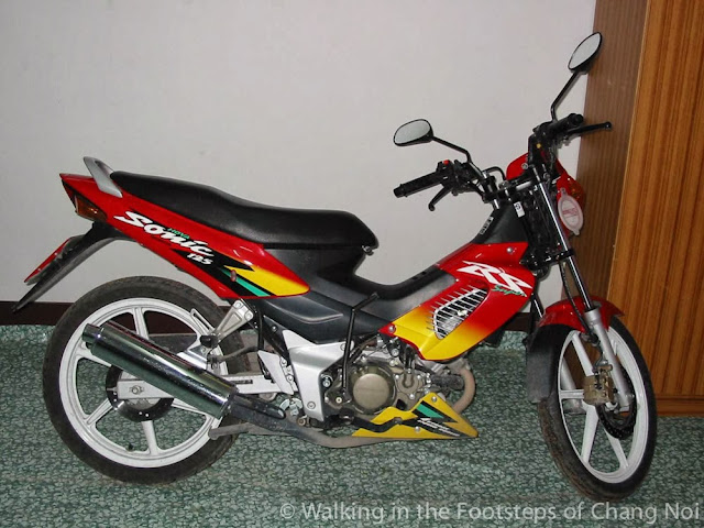 Honda Sonic 125